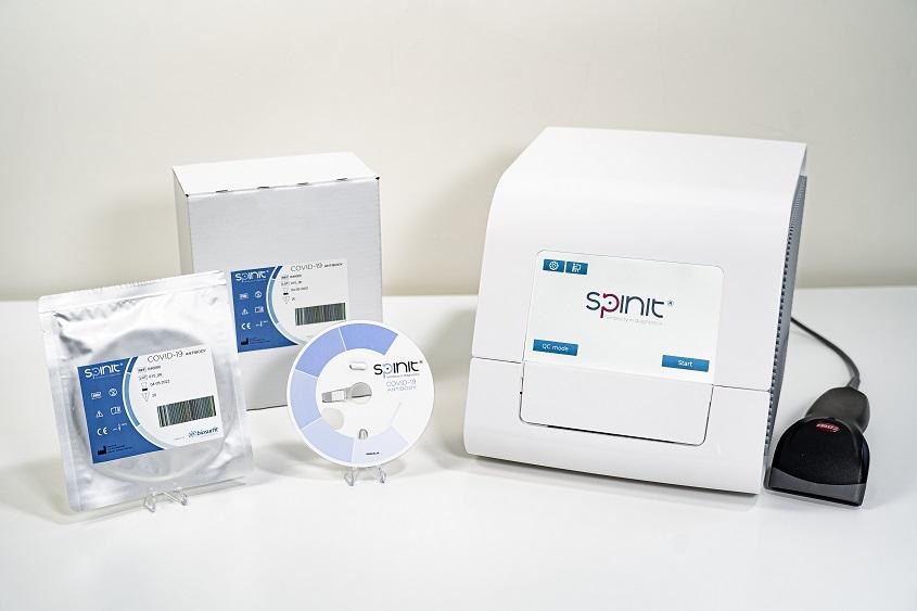 Biosurfit receives CE mark for microfluidic COVID test